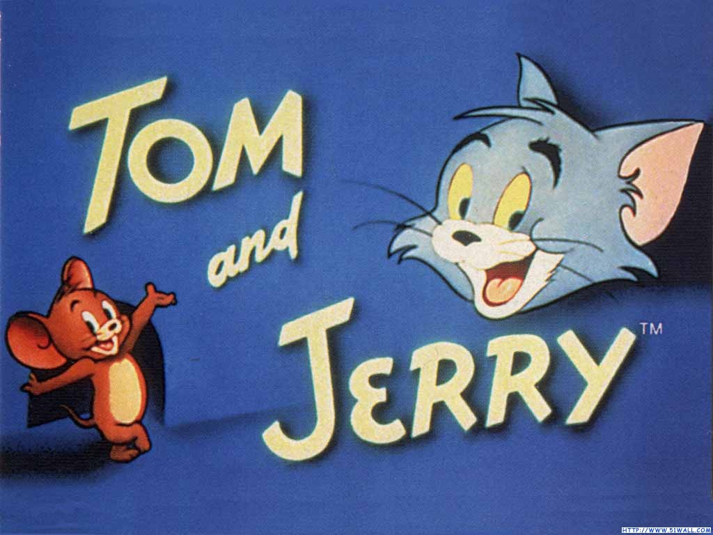 Cartoon_Tom and Jerry_015