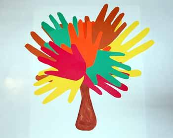handprint-tree