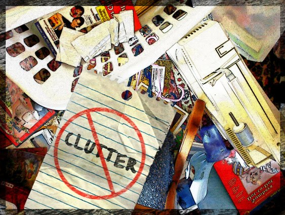 Reducing Clutter 5 ways to reduce clutter