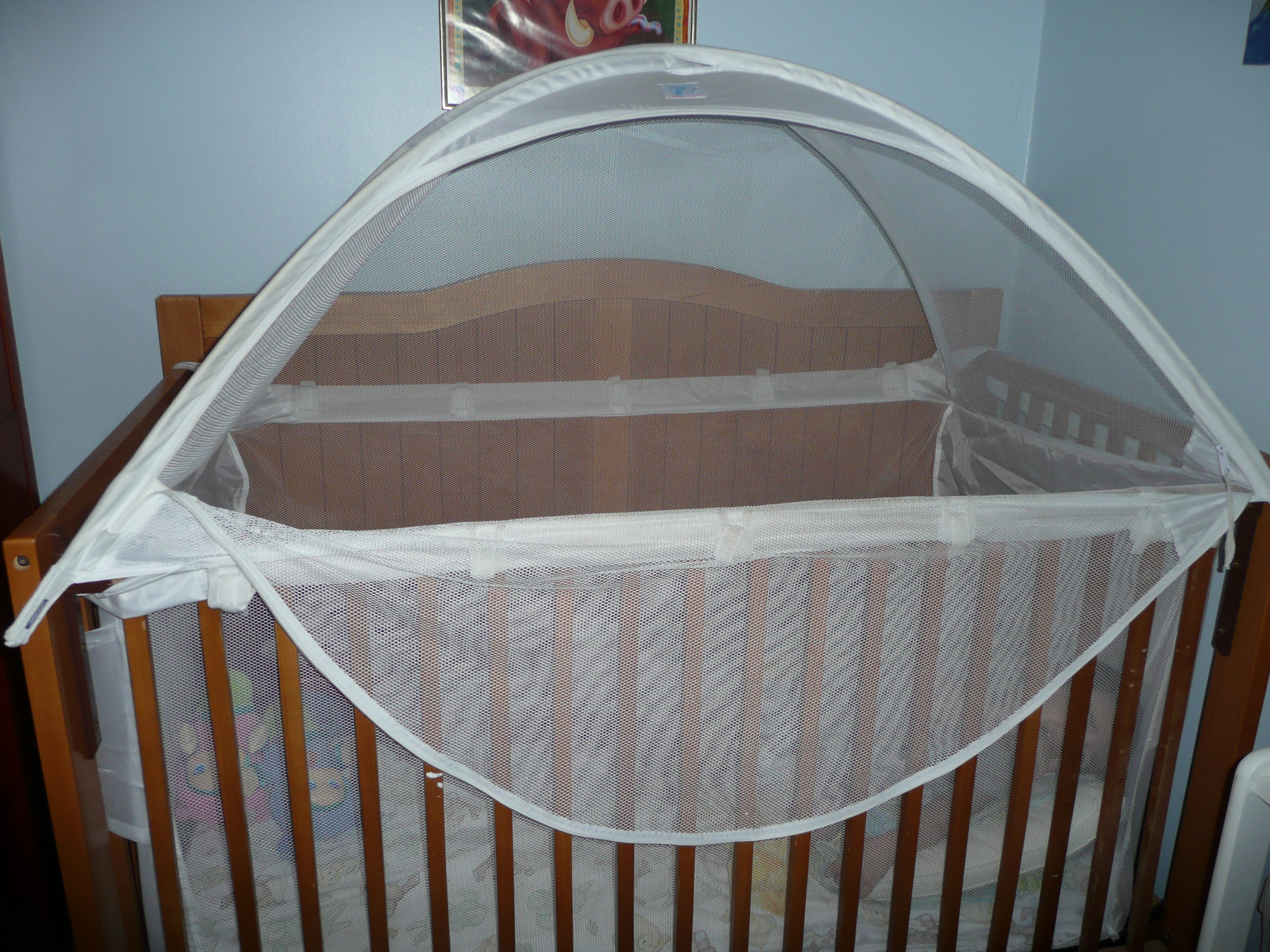 Here ... & How to Stop your Toddler from Climbing out of their Crib