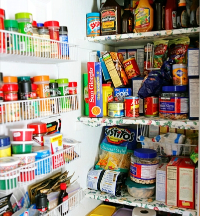 Organization Tips For The Kitchen Food Pantry