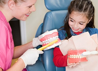 Helping Your Child Through Dental Fears