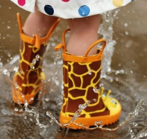 Wellies and Waterproofs: Get Kids Wet Weather Ready