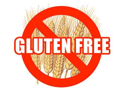 Percent Food Gluten Free