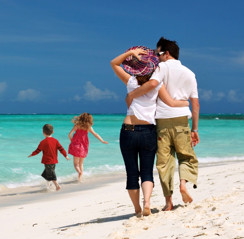 Ideal Vacation Holiday Destinations for the Whole Family