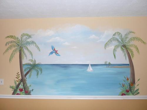 beach-paradise-ocean-wall-mural-bradenton-florida