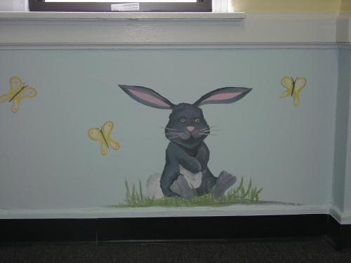 cartoon-bunny-church-mural-kids-bradenton-florida