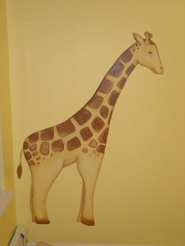 cartoon-giraffe-mural-painter-bradenton-florida