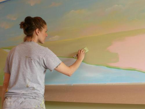 dawn-mural-painter-bradenton-florida