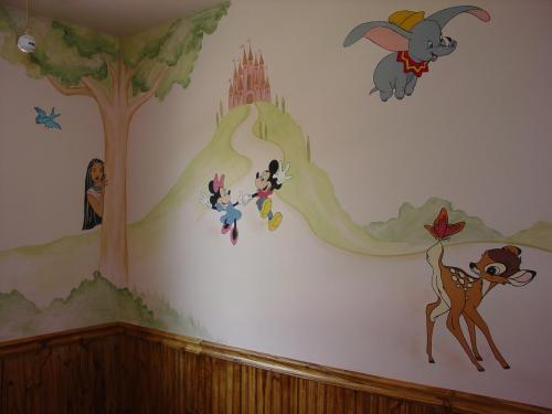 disney-characters-wall-mural-2-bradenton-florida