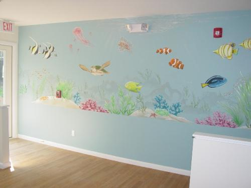 fish-under-sea-ocean-wall-mural-bradenton-florida