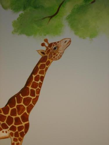 giraffe-eating-tree-mural-painter-bradenton-florida
